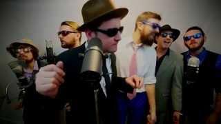 Uptown Funk (a cappella live) - Street Corner Symphony