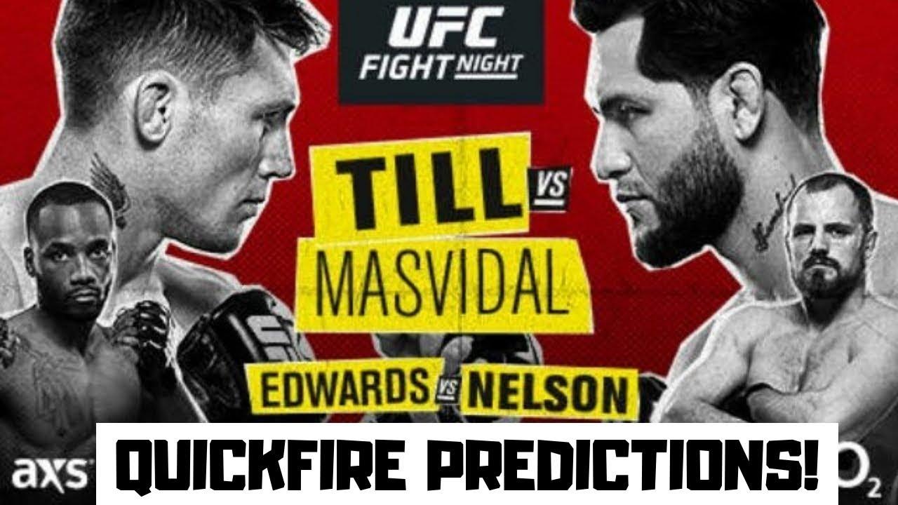 FIGHT NIGHT LONDON - TILL VS M...