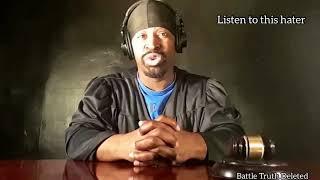 Battle Truth 1UF Hypocritical hater killshot (jayblac champion)