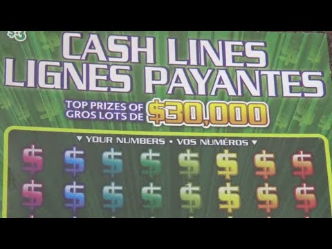 Scratch Ticket Sunday - Cash Lines! Big Win!? Or CLICKBAIT!?