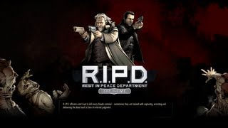 R.I.P.D The Game GAMEPLAY ( PC HD )