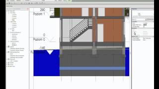 PROCAD NetCafe Autodesk Revit Architecture 2011 - Modelowanie terenu