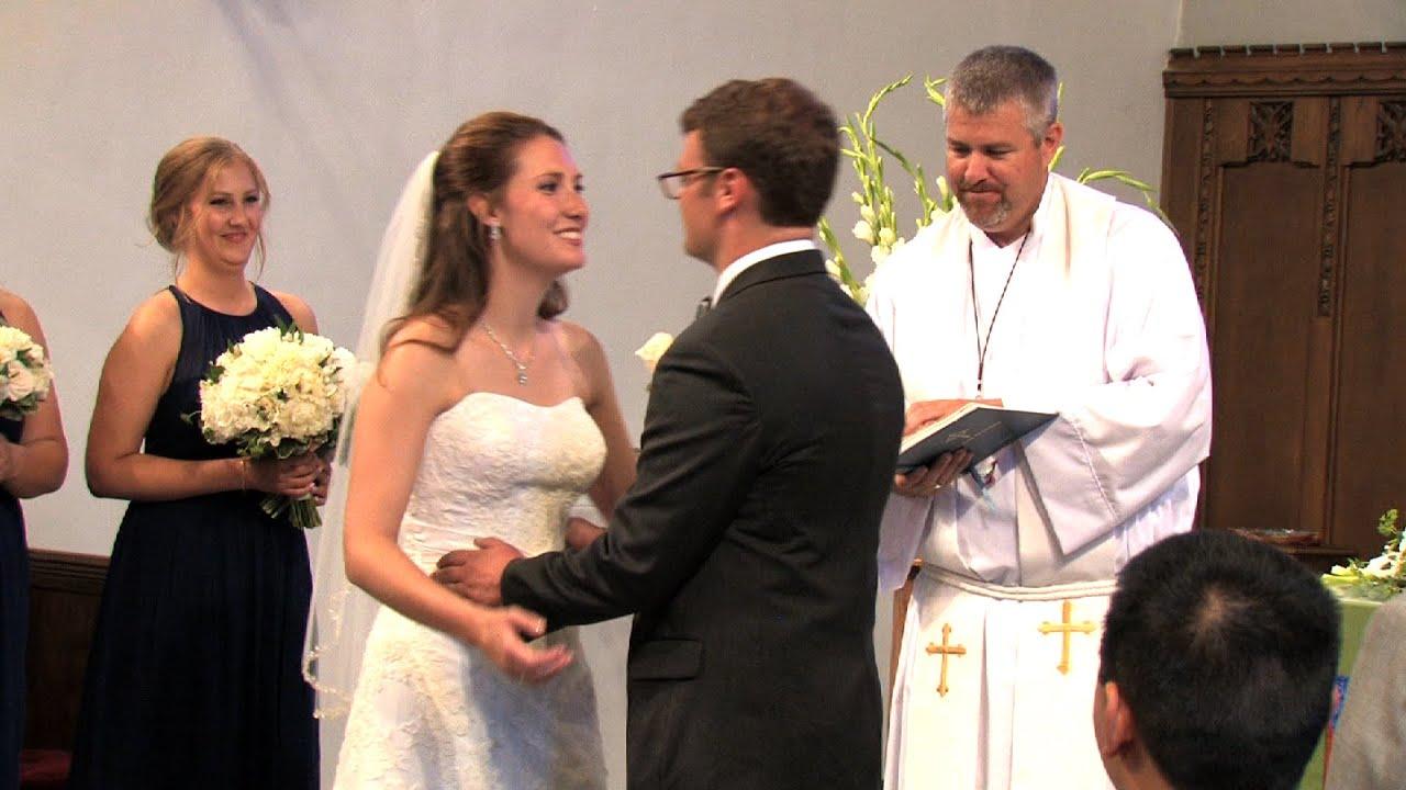 Alexandra & Bradon\'s Highlights, University Lutheran Chapel & The ...