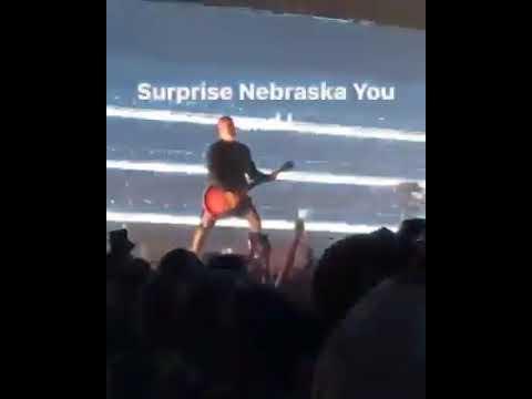 You and I in Nebraska - Joanne World Tour (Lady Gaga)