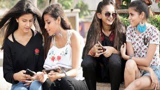 Annu Singh: Asking | Blue Film Dekho gi | prank on cute girl | Hilarious Reaction | Prank in BRbhai