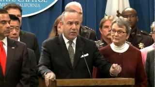 Sen. Steinberg - Proposals to Reduce Gun Violence