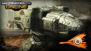 MechWarrior Online - Stalker 5S Gameplay