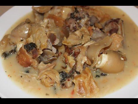 Ofe Nsala | Nigerian Food | Nigerian Cuisine