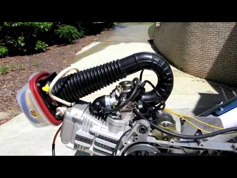 hook up dc motor to ac power