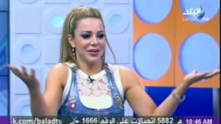 لقاء الفنانة السورية سوزان نجم الدين فى برنامج صباح البلد