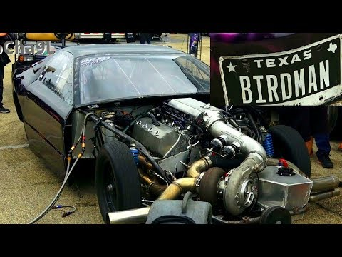 Birdman vs Larry Larson Street Outlaws No Prep Kings LIVE