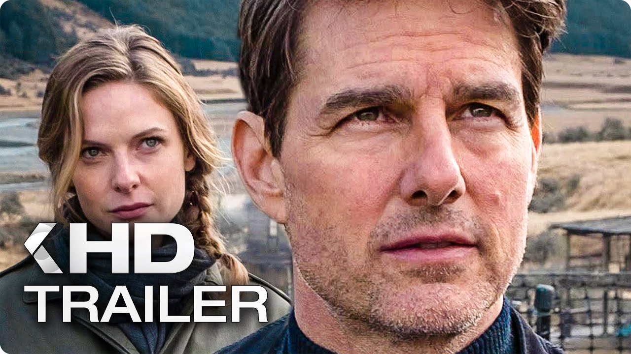 Mission Impossible 6 Trailer