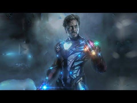 How Tony Stark Makes A NEW INFINITY GAUNTLET - Avengers Endgame