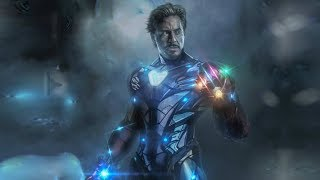 How Tony Stark Makes A NEW INFINITY GAUNTLET - Avengers Endgame