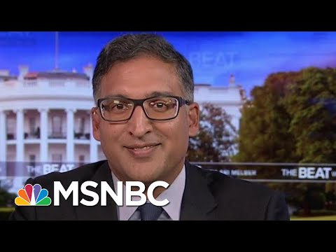 Obama Lawyer: What's Taking So Long To Impeach Trump? | The Beat With Ari Melber | MSNBC