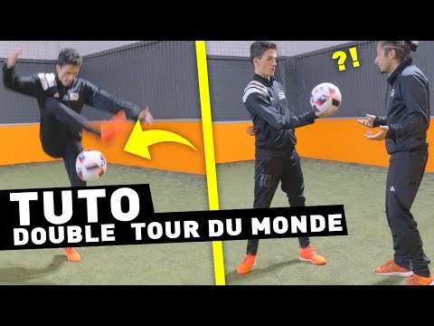 COMMENT FAIRE LE DOUBLE TOUR DU MONDE #LATW