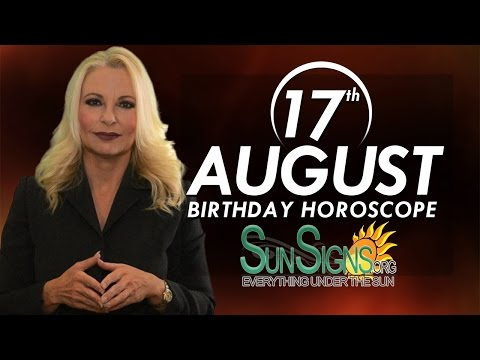 Birthday August 17th Horoscope Personality Zodiac Sign Leo Astrology