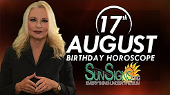 Birthday August 17th Horoscope Personality Zodiac Sign Leo Astrology