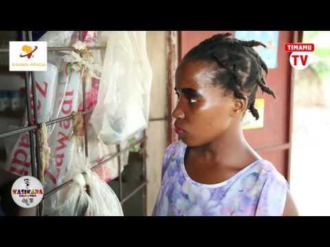 Ebitoke kaambiwa apike Pilau na Kachumbari ona uwendawazimu wake