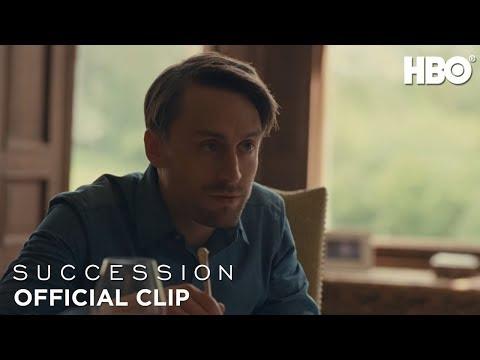 Succession: Return (Season 2 Episode 7 Clip)   HBO