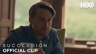 Succession: Return (Season 2 Episode 7 Clip) | HBO