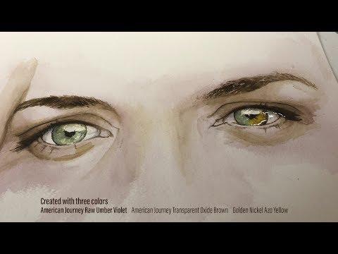 Cheap Joe's 2 Minute Art Tip – American Journey Raw Umber Violet