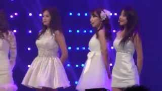 20151029 RAINBOW (FIN.K.L cover) Forever Love at Korean Popular Culture & Arts Awards