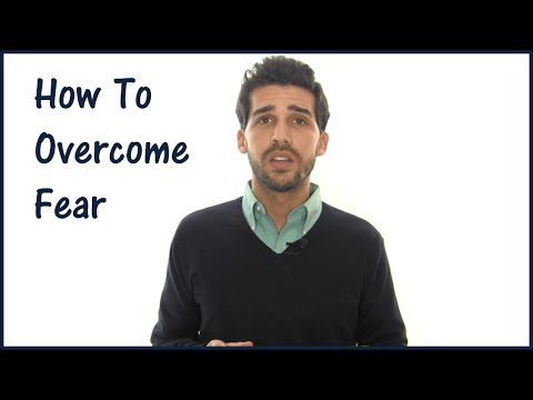 How To Overcome Fear And Anxiety In 30 Seconds from YouTube · Duration:  11 minutes 56 seconds