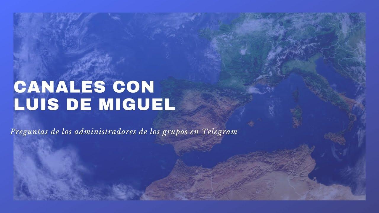 19-8-20: Preguntas desde el Canal de Andalucia