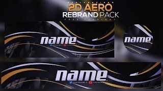 [FREE GFX] 2D Aero Social Media Revamp Pack