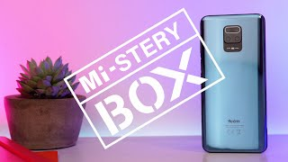 Explore the Redmi Note 9 Pro! - #MiSteryBOX | @xiaomify