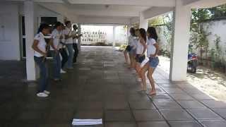 Coreografia de Xaxado- Educação Física- Ufal 2012