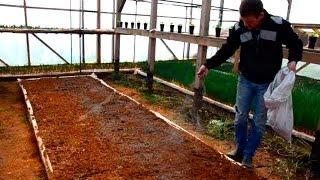 Подготовка грядки для посадки лука(, 2014-04-01T09:02:26.000Z)