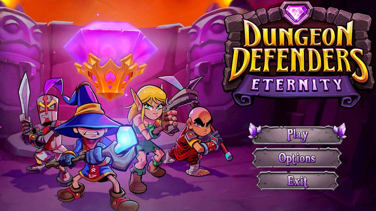 Dungeon defenders free download (v7. 5 inclu all dlc).