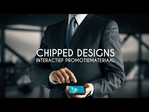 Chipped Designs | Interactief promotiemateriaal | Creativ Media