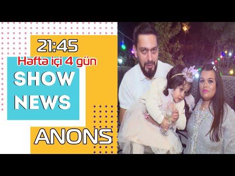 Elza Seyidcahan nəvəsinə ad günü keçirdi - Show News - 02.10.19 - Anons