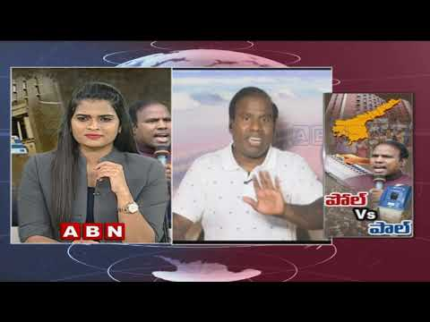 ABN Special Discussion with KA Paul   To File Complaint in Supreme court over EVM VVPATs Issue