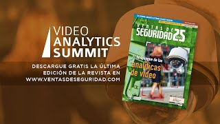 VIDEO ANALYTICS SUMMIT - BIENVENIDA