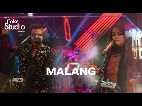 Malang, Sahir Ali Bagga and Aima Baig, Coke Studio Season 11, Episode 5 thumbnail