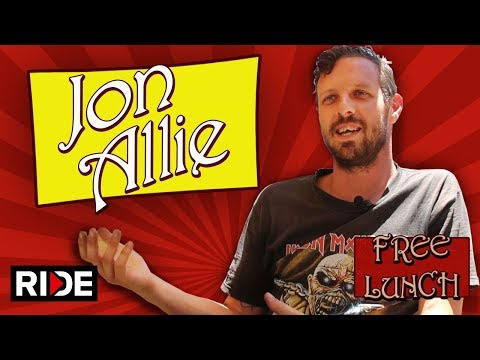 Jon Allie Talks About Zero with Chief, New Slave Video & More - Free Lunch