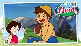 Heidi - Episodio 7 - El susurro de los abetos