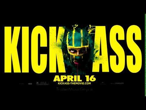 Joan Jett - Bad Reputation - Kick Ass trailer music