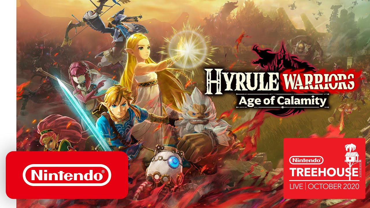 Youtube Video Statistics For Hyrule Warriors Age Of Calamity Announcement Trailer Nintendo Switch Noxinfluencer