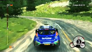 WRC 3 - Gameplay - 2012, PS3,Xbox 360,PC Game