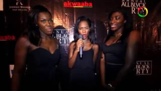ALL BLACK PARTY IN GHANA 2015