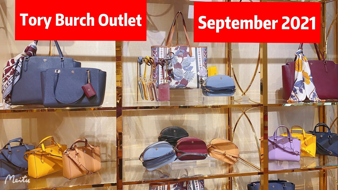 Tory Burch Outlet September 2021 New Arrivals