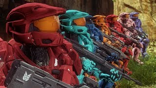 Repeat youtube video Red vs. Blue: Magic (Action Montage)