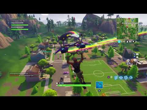 Fortnite Battle Royal Why couldn't i record my first game!