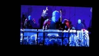 Movie Scores Mash-Up - Blue Man Group - Hollywood bowl - Sept. 7 2013