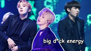 Baixar BTS showing off their big d*ck energy for another 7 minutes